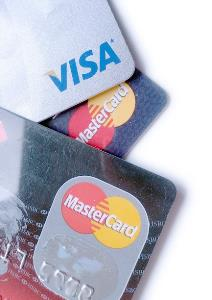 'Credit cards' by Sprinno - Own work. Licensed under CC0 via Wikimedia Commons