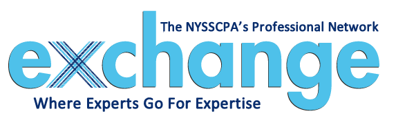 Exchange - The NYSSCPA's Professional Network