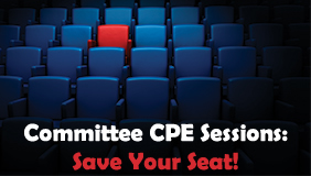 Committee CPE Sessions