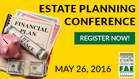 Estate Planning Conference May 26