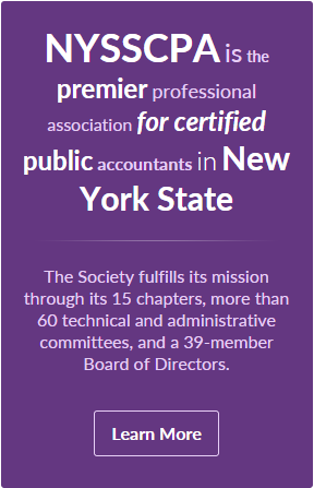 About the NYSSCPA