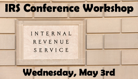 IRS Conference Workshop