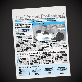 The April Issue of The Trusted Professional