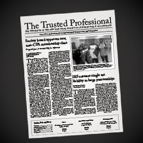 The March/April Issue of The Trusted Professional