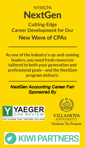 NextGen: Cutting-Edge Career Development for Our New Wave of CPAs