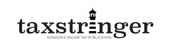 TaxStringer New York State Society of CPAs