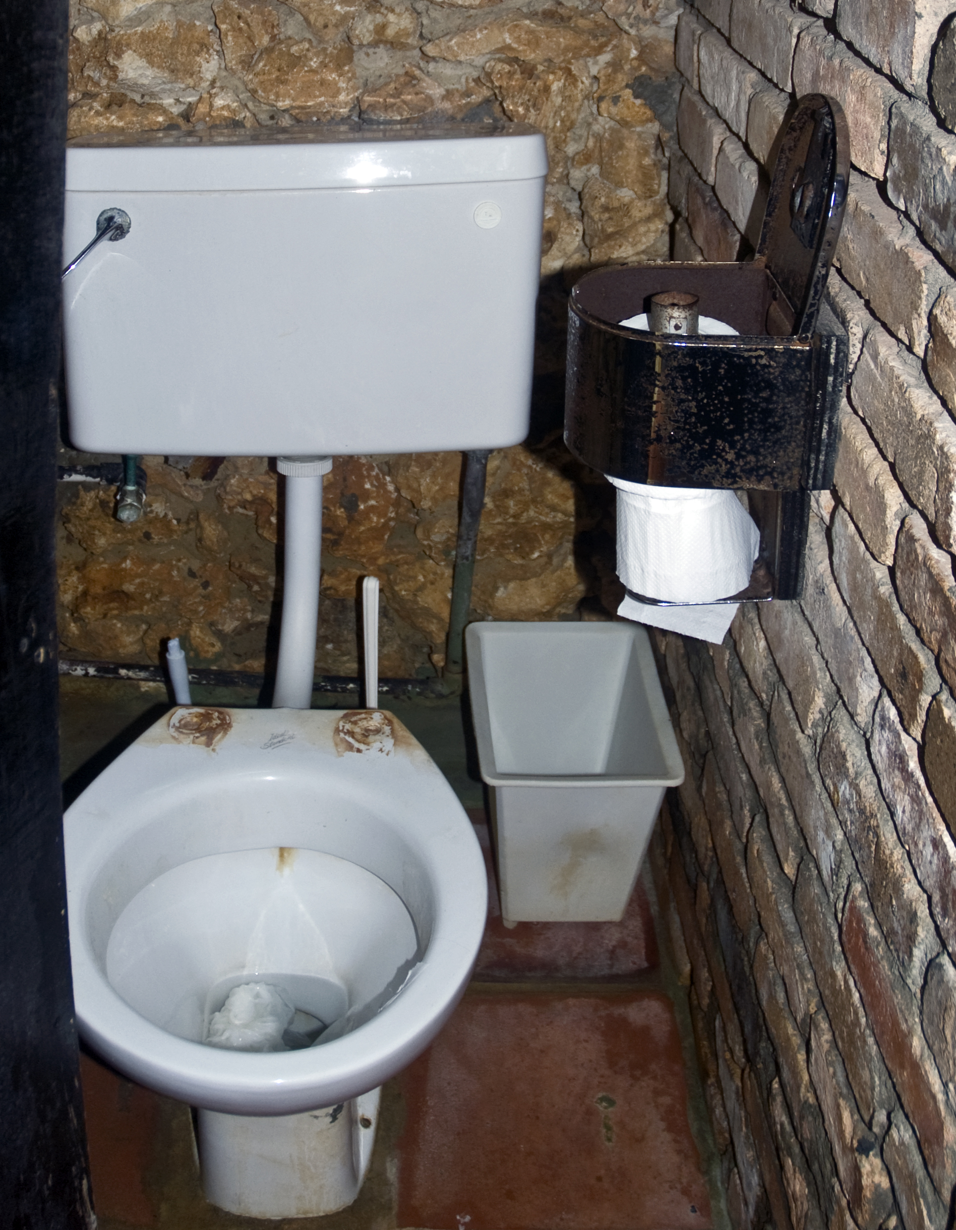 By Berit from Redhill/Surrey, UK - Toilet, CC BY 2.0